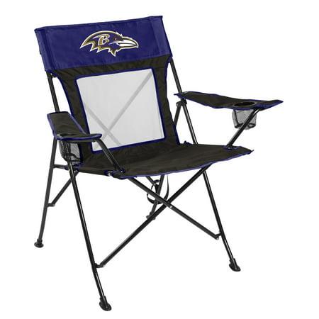 Rawlings NFL Gamechanger Chair, Baltimore Ravens