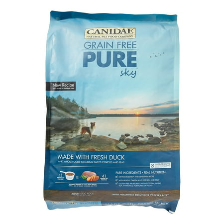 CANIDAE Grain Free PURE Sky Adult Dog Formula Made With Fresh - Canidae Grain