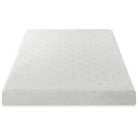 "Spa Sensations by Zinus 6"" Memory Foam Comfort Mattress"