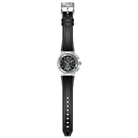 Technomarine TM-115051 Unisex Cruise Original Black Dial Black Strap Chronograph Dive Watch