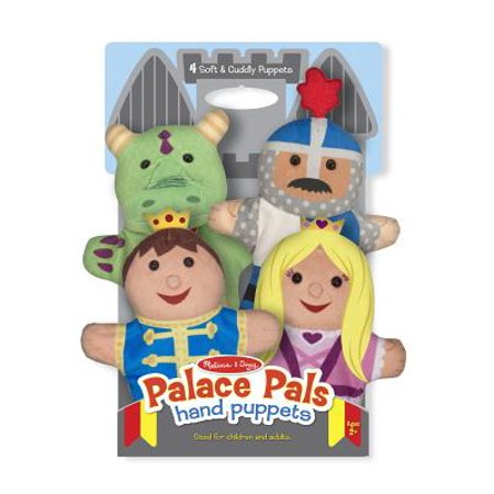 Melissa and Doug Palace Pals Hand - Cheap Puppets
