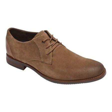 Men's Rockport Style Purpose Plain Toe Oxford 2 Plain Toe Slip