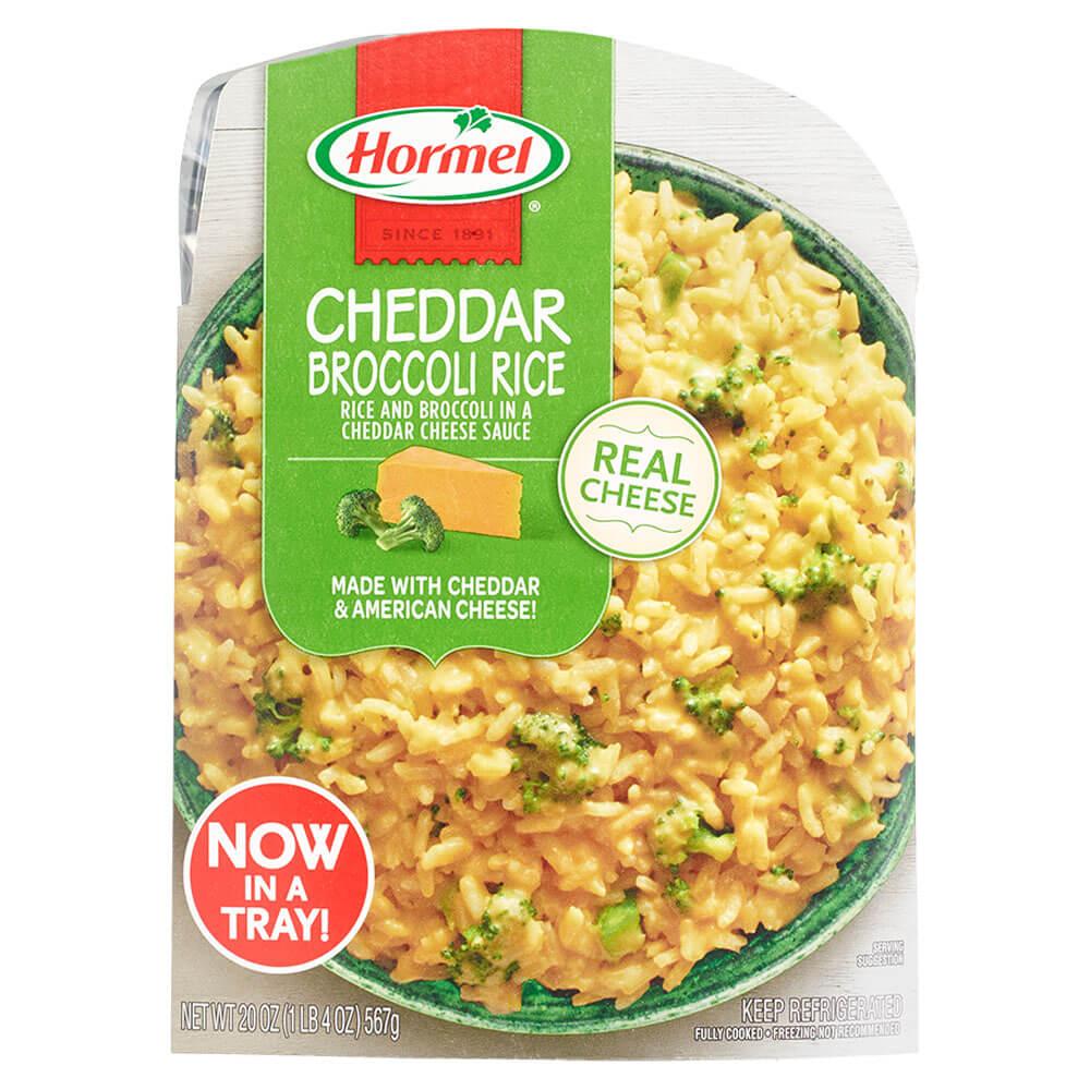 Hormel Cheddar Broccoli Rice, 20 Ounce