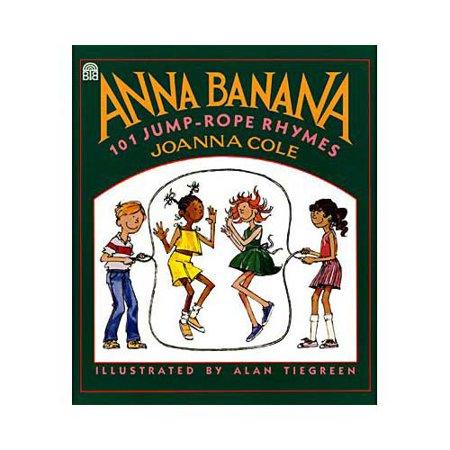 Anna Banana: 101 Jump-rope Rhymes by