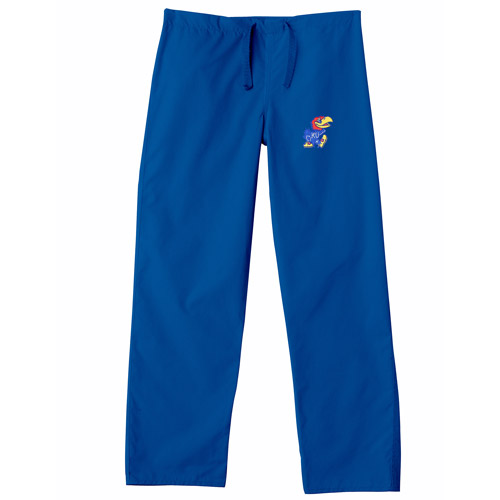 NCAA Big 12 - Drawstring Scrub Pant