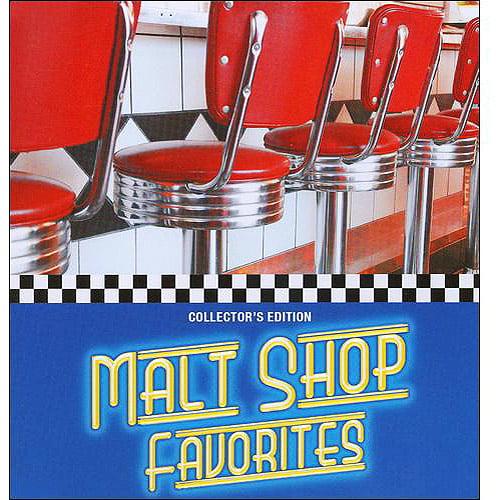 Malt Shop Favorites (3 Disc Box Set)
