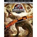 Jurassic Park 25th Anniversary Collection Box Set on Blu-ray