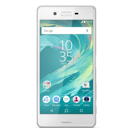 Sony Xperia X F5121 32Gb Unlocked Gsm 4G Lte 23Mp Camera Phone   White