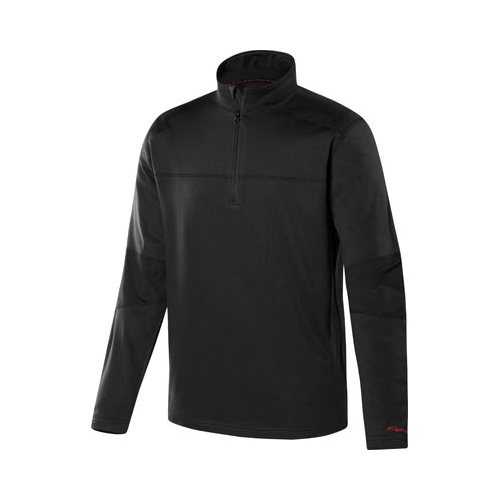Men's Terramar Military 1 4 Zip T-Shirt by