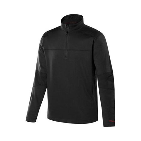 Men s Terramar Military 1 4 Zip T-Shirt - Walmart.com 86902fcc3