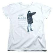 Fargo This Is A True Story Womens Short Sleeve Shirt