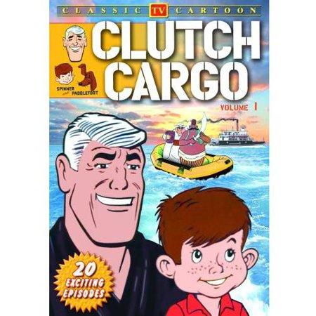 Clutch Cargo: Volume 1