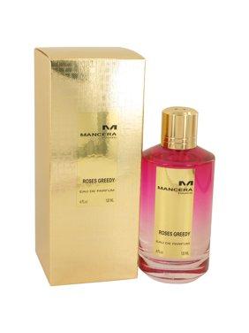 Mancera Roses Greedy by Mancera Eau De Parfum Spray 4 oz for Women, 536905