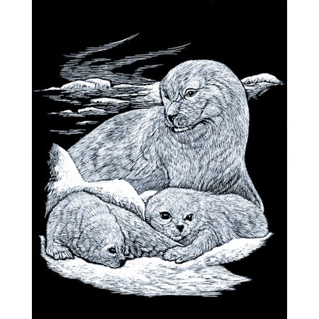 (Royal & Langnickel Seal and Puppy Art Engraving (Set of 2))