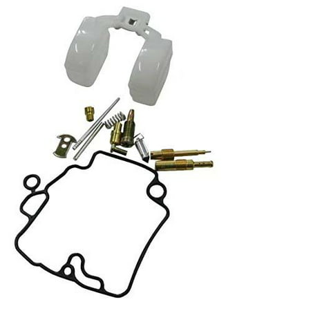 Carburetor Carb Repair Rebuild Kit For GY6 50cc (18mm) Chinese Scooter  Moped ATV