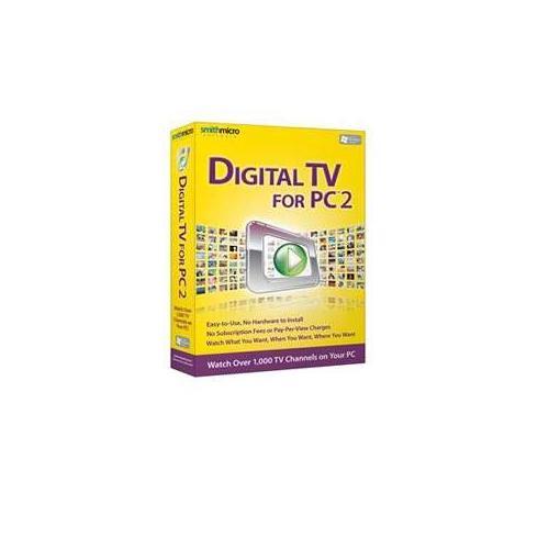 DIGITAL TV FOR PC 2 (CS)
