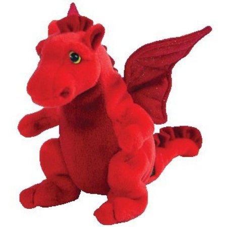 Toddler Dragon (Y DDRAIG GOCH the Red Dragon (UK Exclusive) - Ty Beanie)
