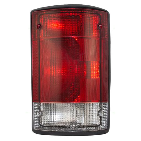 NEW RIGHT TAIL LIGHT FITS FORD E-350 3450 SUPER DUTY 04-14 EXCURSION FO2801190 5C2Z 13404 AA 5C2Z13404AA 5C2Z-13404-AA