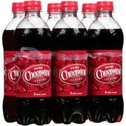 Cheerwine Legend Soda, O.5 L, 4 Count