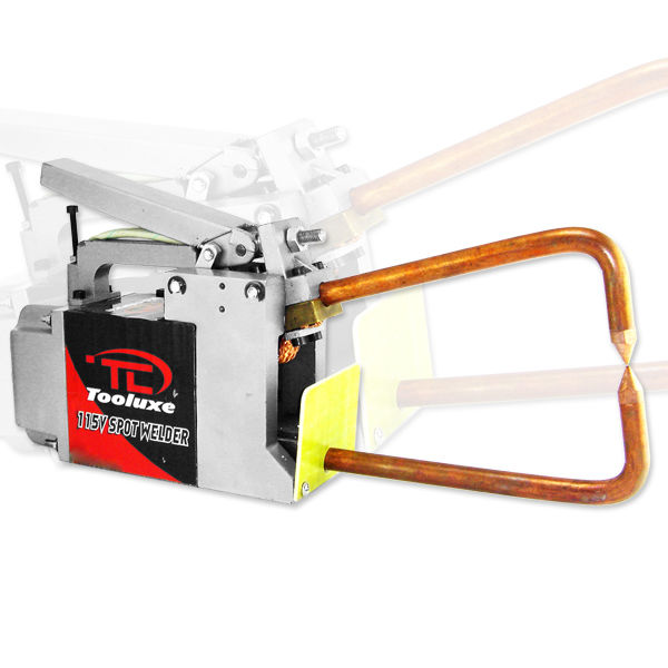 Tooluxe 10915L Professional 115 V Electric Spot Welder, 1/8-Inch