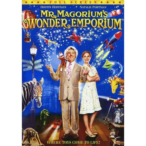 Mr. Magorium's Wonder Emporium (Full Frame)