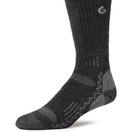 Point6 Hiking Tech Medium Cushion Crew Socks