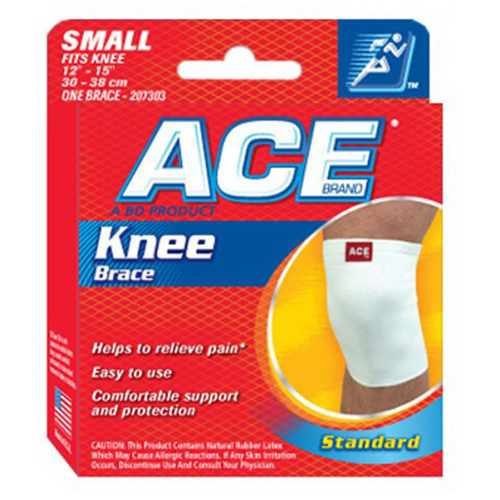 Ace Woven Knee Brace Support, Small - 1 Ea