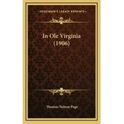 In Ole Virginia (1906) (Hardcover)