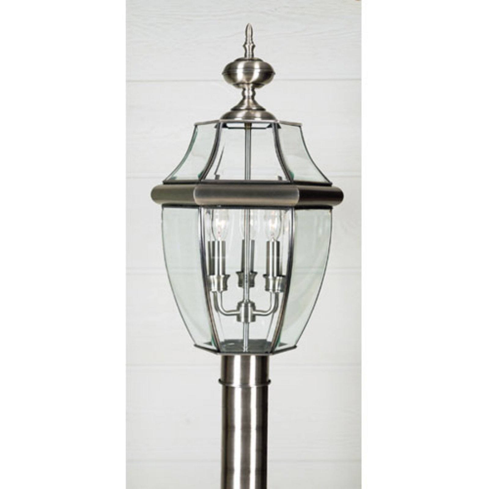 Quoizel Newbury NY9043P Outdoor Post Lantern