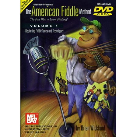 Great American Fiddle Collection (The American Fiddle Method: Volume 1: Fiddle Beginning Fiddle Tunes And (DVD))