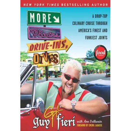 More Diners, Drive-ins and Dives - eBook (Diners Drive Ins And Dives Pok Pok)
