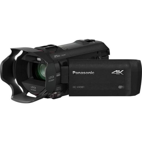 Panasonic Hc Vx981k 4k Ultra Hd Camcorder Walmart Com Walmart Com