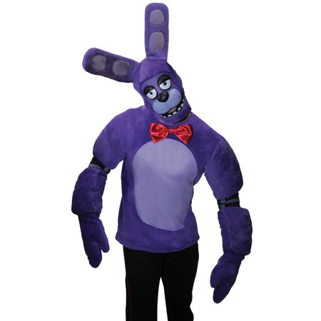 Five Nights at Freddy's Bonnie Adult Halloween Costume - Halloween Nights London