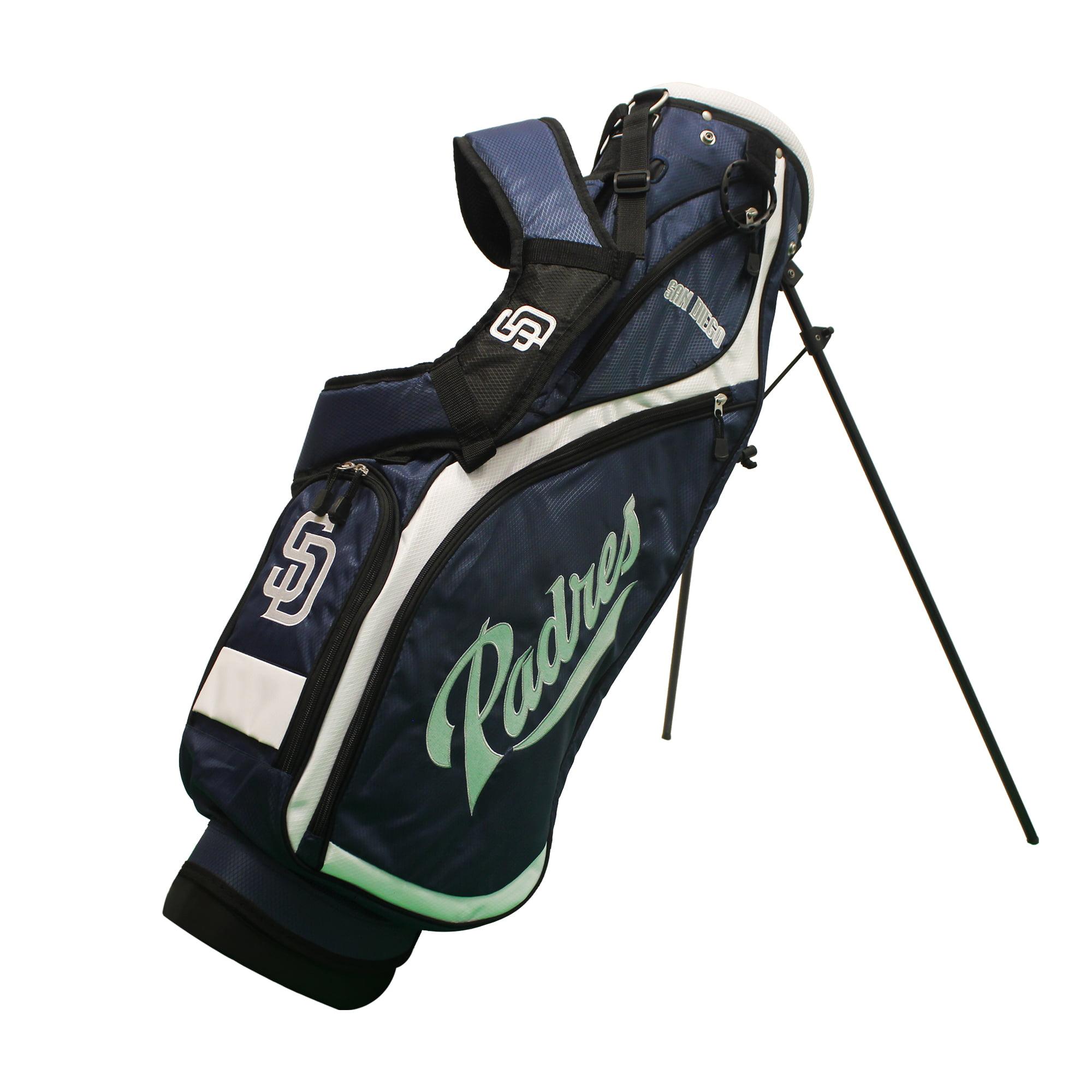 San Diego Padres Nassau Stand Golf Bag, Multi