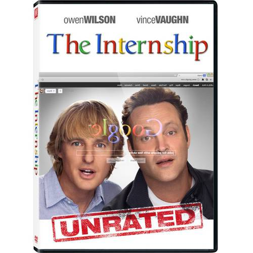 The Internship (Rated/Unrated) (With INSTAWATCH) (Widescreen)