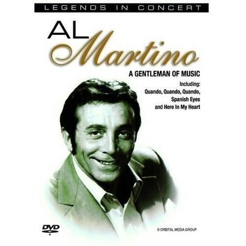 Al Martino: Legends In Concert by