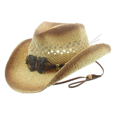 Milani Kids Cowboy/Cowgirl Style Ranch Hat (Cowgirl Hat)