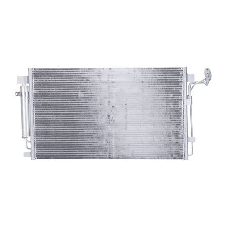 TYC 3639 A/C Condenser Assembly for Nissan Altima 2007-2012 -