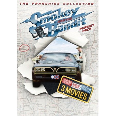 Smokey & The Bandit Pursuit Pack (DVD)