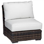 Sunset West Montecito Club Chair in Cognac