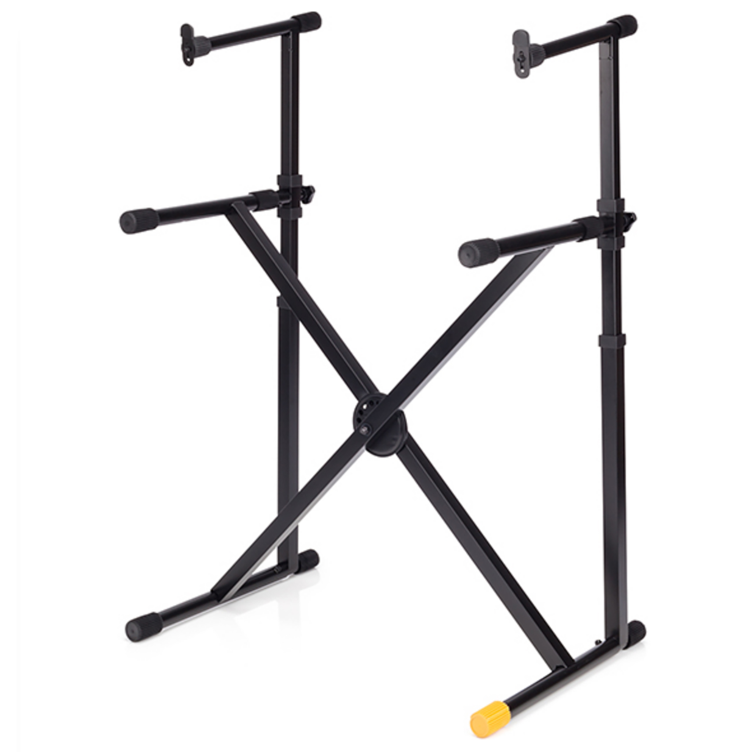 EZ-LOK double tier X keyboard stand