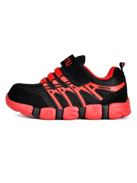 Meigar Kids Girl's Boy's Bungee Slip on Sneaker Athletic Shoes