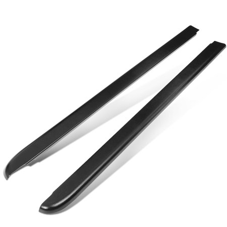 For 1994 to 2004 Chevy S10 6Ft Fleetside Short Bed Side Rail Molding Caps (Pair) 03 02 01 00 99 98 97 96 95