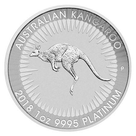 Denver Mint 40 Coin Roll (2018 Perth Mint Silver Kangaroo 1 oz Silver Coin )