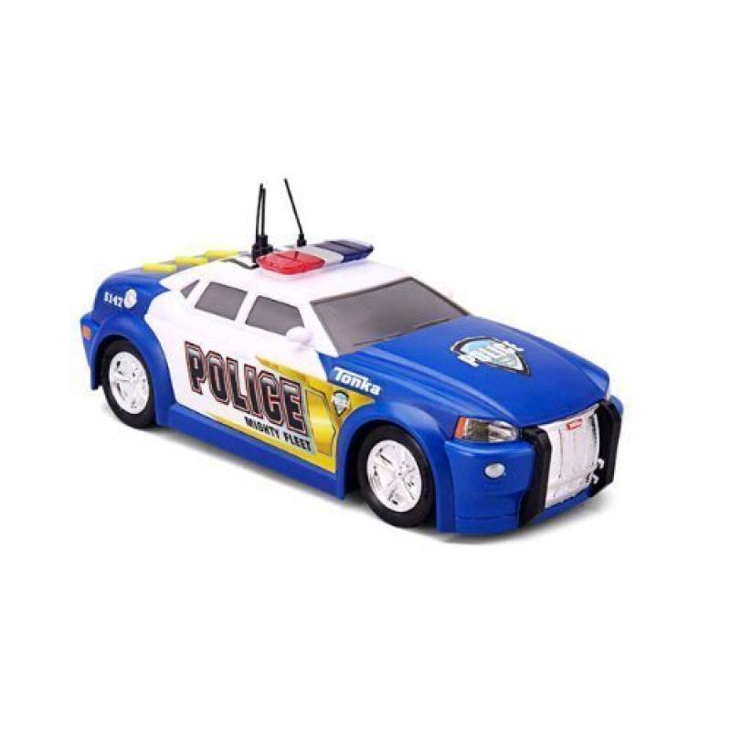 Tonka Lights and Sound Mighty Fleet Police Car (colors may vary)