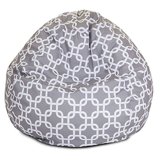 Awesome Majestic Home Goods Classic Bean Bag Chair Links Giant Machost Co Dining Chair Design Ideas Machostcouk
