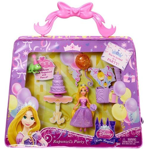 Disney Princess MagiClip Rapunzel Party Bag Play Set  sc 1 st  Walmart & Disney Princess MagiClip Rapunzel Party Bag Play Set - Walmart.com