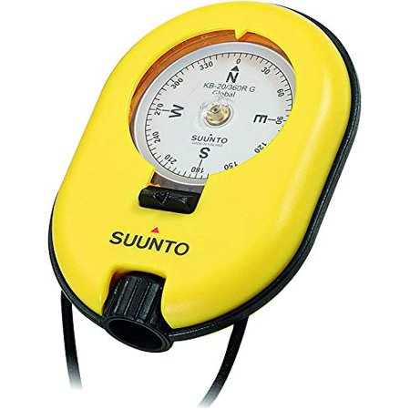 Suunto KB-20/360R Professional Series Compass Yellow