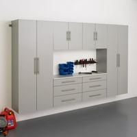 "HangUps 120"" Storage Cabinet Set I, 6-Piece"
