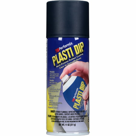 Plasti Dip® Black & Blue Multi-Purpose Rubber Coating Spray 11 oz. Can